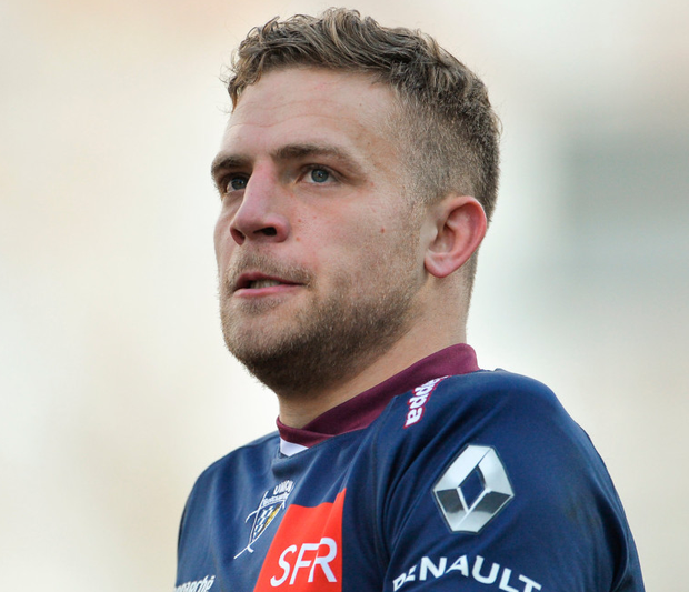 Ian Madigan. Photo: Sportsfile