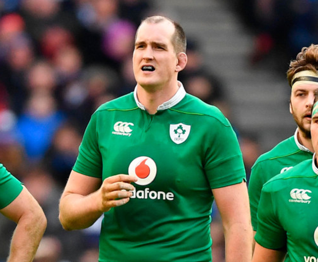 Irish eyes smiling after record 63-10 Italy win