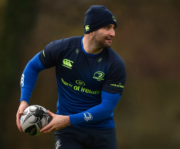 Dave Kearney's return from injury gives Leo Cullen more options. Photo: Sportsfile