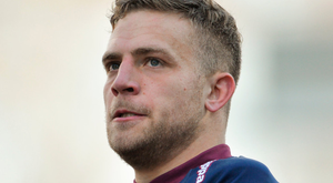 Ian Madigan is reportedly looking to leave Bordeaux Begles Photo: Sportsfile