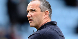 Conor O'Shea. Photo: Tony Marshall/PA Wire