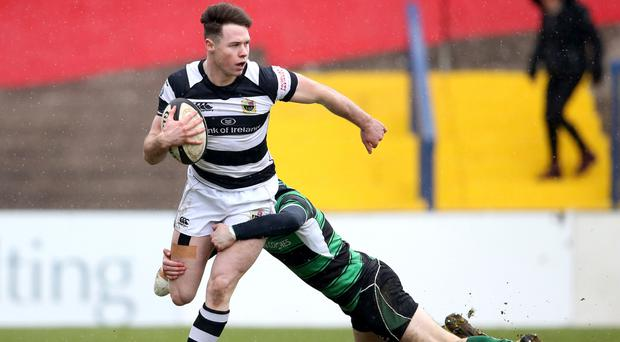 Presentation College target their 29th Senior Cup title today. Photo: INPHO