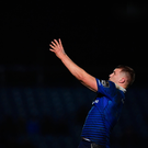 Ross Molony prepares to recieve a ball. SPORTSFILE