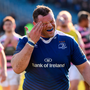 Mike Ross, pictured leaving the field after the victory over Cardiff, says success in Europe is overdue. SPORTSFILE