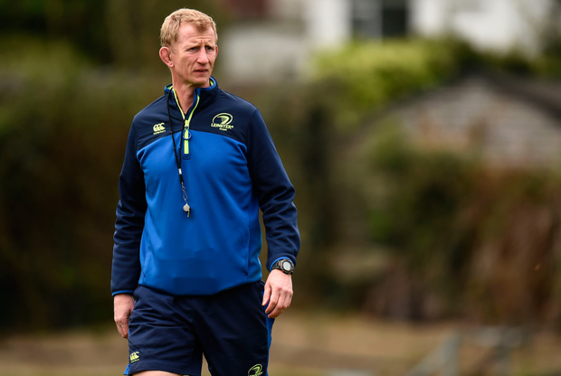 Leinster head coach Leo Cullen. Photo: SPORTSFILE