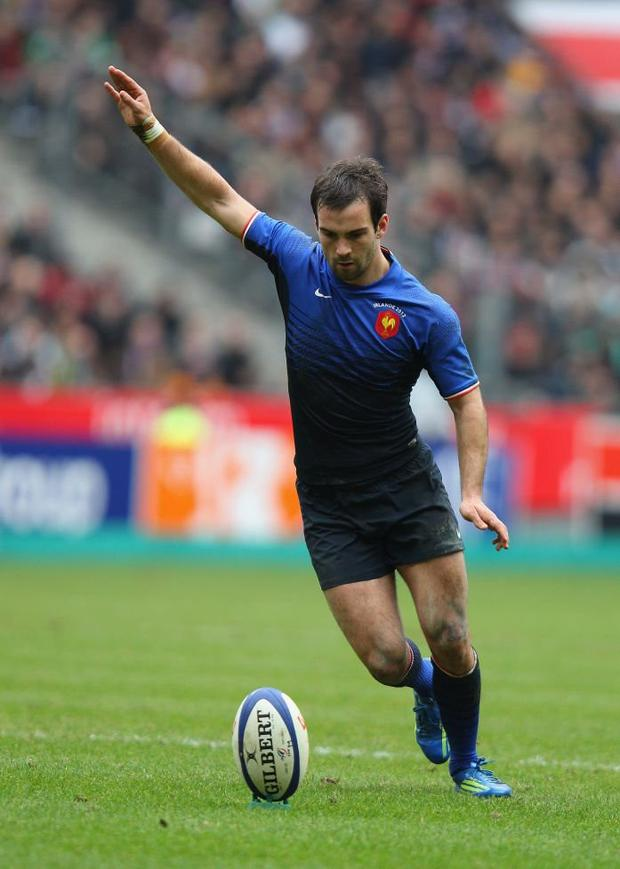 Morgan Parra is a big threat for Clermont this weekend