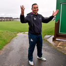 Connacht head coach Pat Lam following a press conference. Picture credit: David Maher / SPORTSFILE