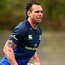 Leinster captain Isa Nacewa. Photo: Sportsfile