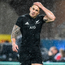 Sonny Bill Williams walks off in disbelief after receiving a red card during the second Test match in Wellington. Photo by Stephen McCarthy/Sportsfile