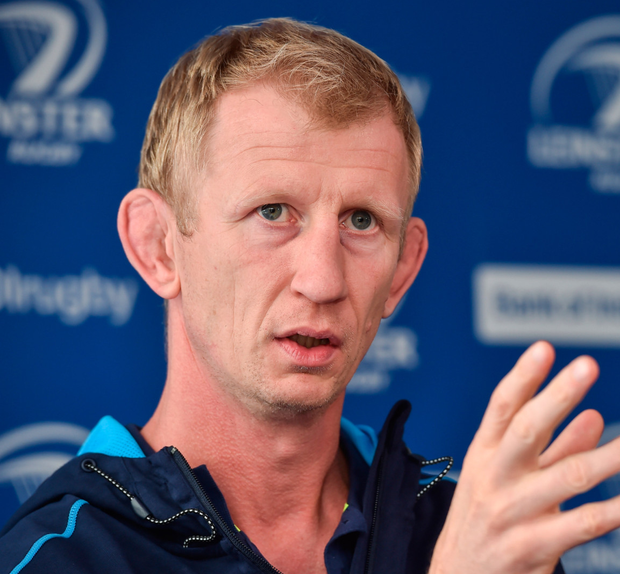 Leo Cullen knows what Leinster must do to improve. Photo: Matt Browne/Sportsfile