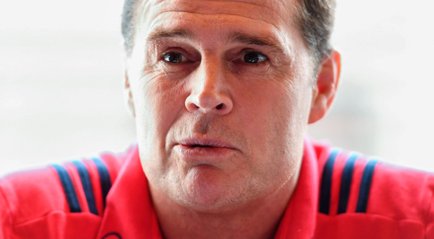 Rassie Erasmus. Photo: Sportsfile