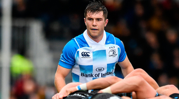 Luke McGrath looks forward to return to PR014 action against Ulster. Photo: SPORTSFILE