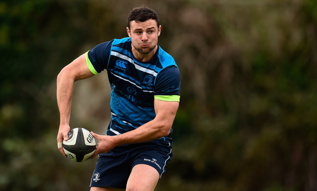 Leinster have benefited from Robbie Henshaw's return to form. Photo: SPORTSFILE