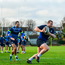 After not being involved with either province or country last weekend, Jack McGrath was back in training with Leinster this week. Photo: Sportsfile