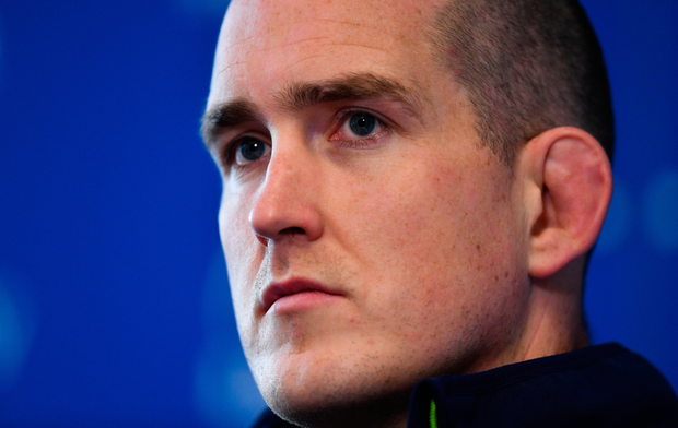 Devin Toner hopes Leinster can continue on their winning ways against Glasgow. Photo: SPORTSFILE