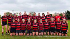 The Women's section in the club has grown dramatically with the first team leading the way in the Senior ranks.