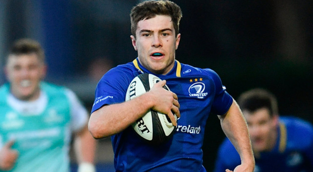 Luke McGrath is expecting a tough battle against Montpellier this weekend where Isa Nacewa scored a late try to earn a bonus point last season's Champions Cup. Photo: Sportsfile