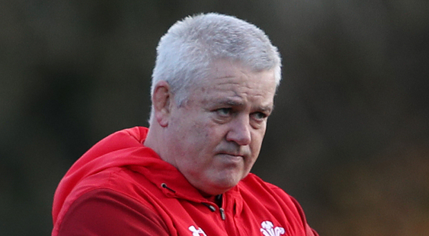 'We've a great chance of winning the Six Nations' - Confident Gatland singles out Wales' most important game