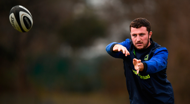 Will Connors looks forward to making his first home start against Southern Kings tonight. Picture: Sportsfile