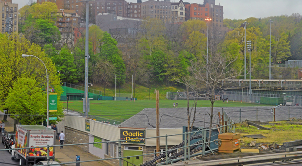 Gaelic Park in the Bronx will serve as the home of Rugby United New York when they belatedly join Major League Rugby next year, the new professional domestic competition in the US. Photo: Dáire Brennan/Sportsfile