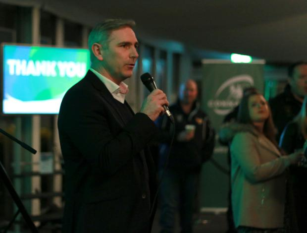 Connacht CEO Willie Ruane