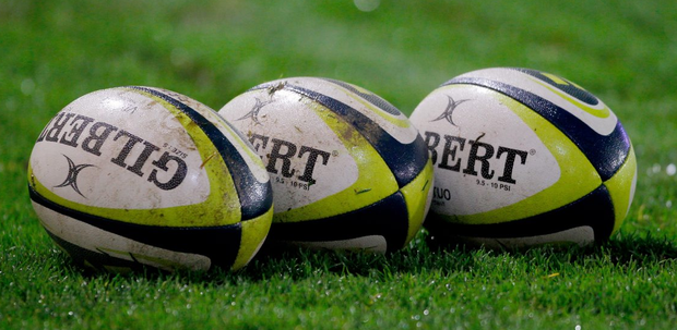'The game was played at four-lung pace, as both teams practically ran the ball from everywhere, and both IRFU officials present will have reams of intel to bring back to their debriefing section for their post-Six Nations rebuild' (stock photo)