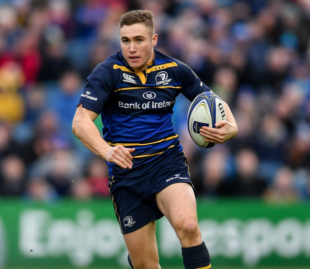Jordan Larmour will start Champions Cup final