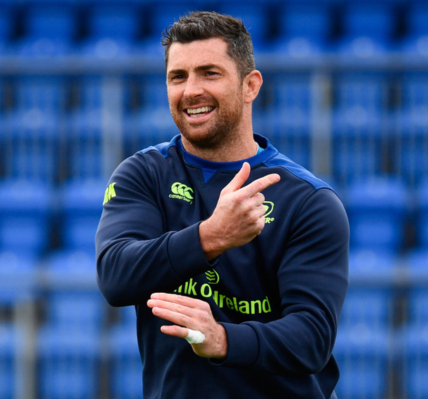 Rob Kearney remembers some of the 1991 Rugby World Cup games being played in Dublin