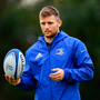 Leinster out-half Ross Byrne says Clermont and France fly-half Camille Lopez is the No 10 he most admires. Photo: Sportsfile