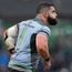 Peter McCabe in action against Bordeaux-Begles last week, a game which he received treatment for after picking up a knock PIARAS Ó MÍDHEACH/Sportsfile