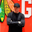 Garry Ringrose paid a visit to the MB Ice Arena, practice home of the Chicago Blackhawks ice hockey team in Chicago this week – the Leinster star spent a lot of time over the summer adding new elements to his game. Photo: Sportsfile