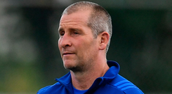 Leinster senior coach Stuart Lancaster. Photo: Sportsfile