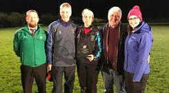 Fethard's Polly Murphy was October's Volunteer of the Month award winner