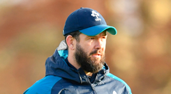 Andy Farrell will face challenges in the transition into the Irish head coach role. Photo: Sportsfile