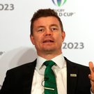 Former Ireland captain Brian O'Driscoll. Photo: Sportsfile