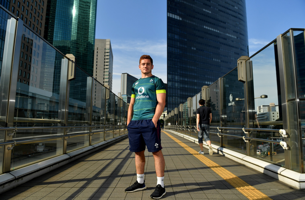 Paddy Jackson. Picture: Sportsfile