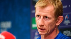 Cullen: Any time medication is involved, everyone needs to be very cautious. Photo: Sportsfile