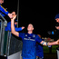 Devin Toner high-fives a Leinster supporter at The Rec last weekend. The Leinster lock admires New Zealand's Brodie Retallick, calling him the standard-bearer in his position. Photo: Sportsfile