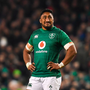 Bundee Aki: Photo: David Fitzgerald/Sportsfile