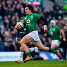 Joey Carbery. Photo: Ramsey Cardy/Sportsfile