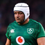 'If close to the World Cup the penny drops with Schmidt that the captain is no longer first choice, then days like this will be seen to have been wasted.' Photo: Sportsfile