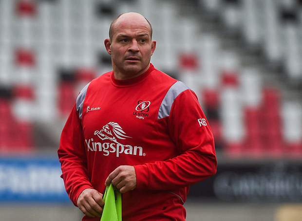 Crossroads: The next few months of the season could be defining for both Jack McGrath and Rory Best (pictured). Photo: Sportsfile