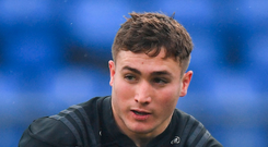 Jordan Larmour has had mixed form of late. Photo: Sportsfile