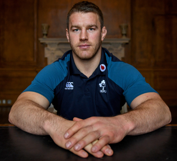 Sean O'Brien: 'If I was offered a quarter of the money I'm getting going to London Irish to stay here, I would have stayed'