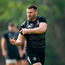 Fergus McFadden says he can count to 10 in Arabic. Photo: Sportsfile