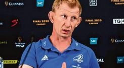 Cullen understands 'grieving process'. Photo: Sportsfile