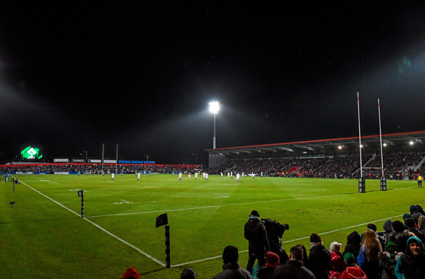Cork's Irish Independent Park will host four of Munster's 10 home PRO14 games this season. Photo: SPORTSFILE