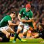 Ireland recorded their first home victory New Zealand at the Aviva Stadium last November