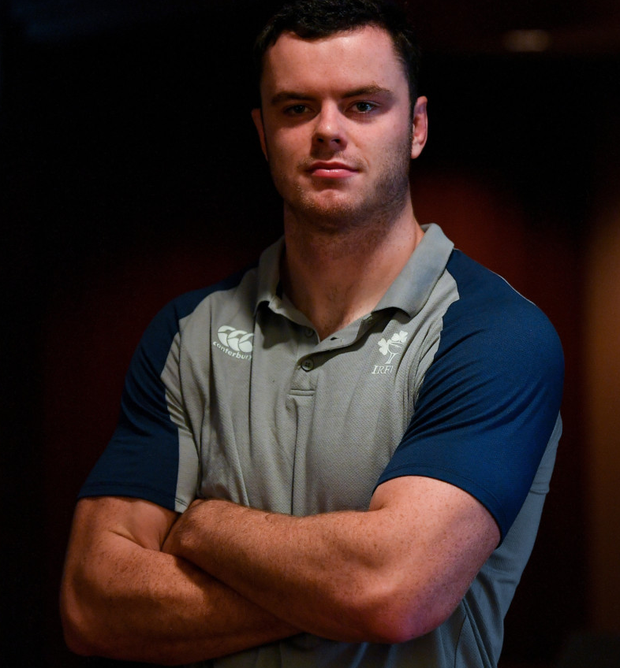 James Ryan is focused on Samoa, where victory will yield a quarter-final place. Photo: Sportsfile