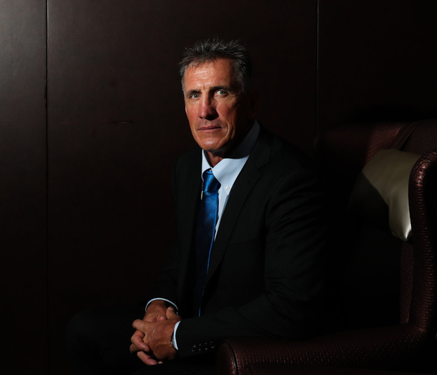 Former Munster head coach Rob Penney, who was last week named as the new NSW Waratahs boss. Photo: Takashi Aoyama/Getty Images